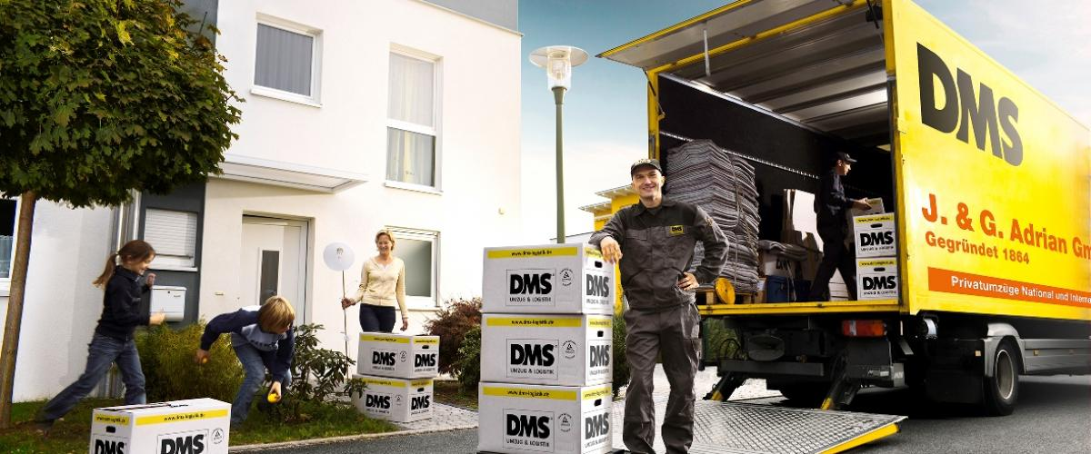 Your removal company for Wiesbaden, Rhine-Main and beyond